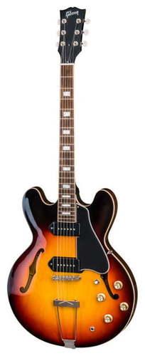 Полуакустическая гитара Gibson ES-330 Sunset Burst 2018 полуакустическая гитара gretsch brian setzer g6120 sslvo