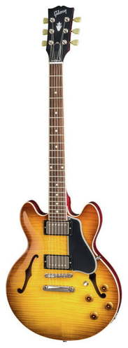 Полуакустическая гитара Gibson CS-336 Figured Iced Tea полуакустическая гитара gretsch brian setzer g6120 sslvo