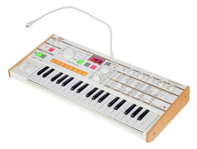 Синтезатор Korg microKorg S