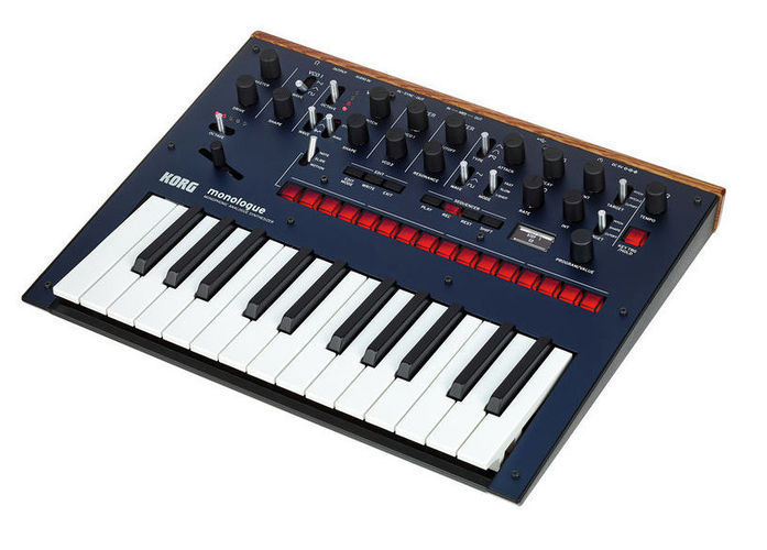 Синтезатор Korg Monologue BL destiny