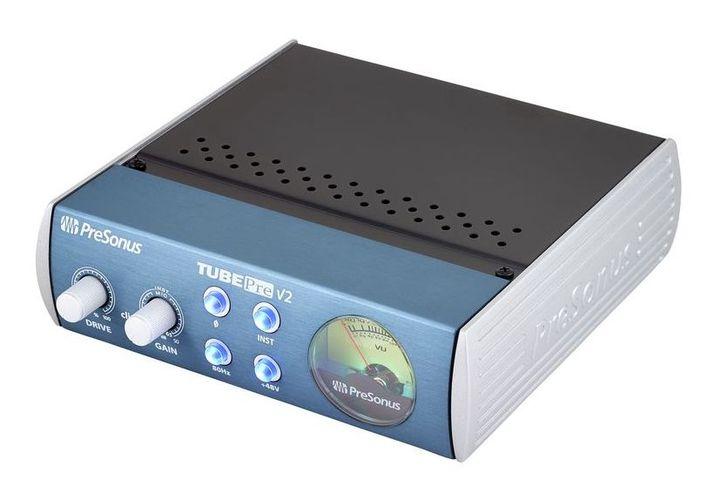 Микрофонный предусилитель PreSonus TubePre V2 bask vinson pro v2