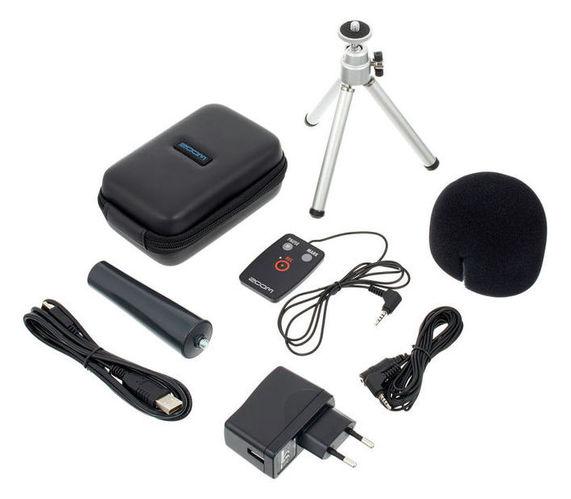 Дополнительный аксессуар для рекордера Zoom APH-2n портативный рекордер zoom комплект аксессуаров aph 4n sp