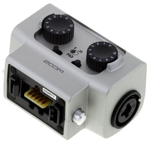 Микрофонный капсюль Zoom EXH-6 Combo Capsule рога zoom mt 68a