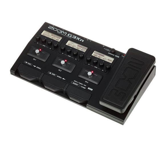 Гитарный процессор для электрогитары Zoom G3Xn