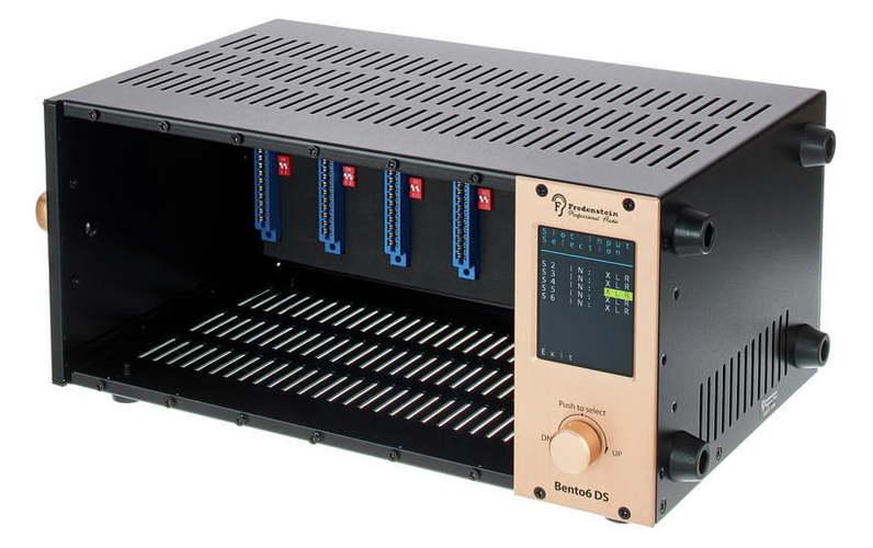 Рэковый шкаф и кейс Fredenstein Bento 6DS рэковый шкаф и кейс samson srk12