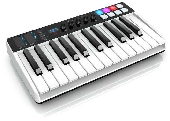 MIDI-клавиатура 25 клавиш IK Multimedia iRig Keys I/O 25 цена