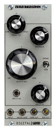 Модульный синтезатор Pittsburgh Modular Verbtronic belvedere коррекция объ ма