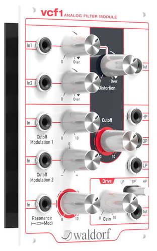 Модульный синтезатор Waldorf vcf1 теплица из оцинк трубы бетта 8м 51см воля поликарбонат