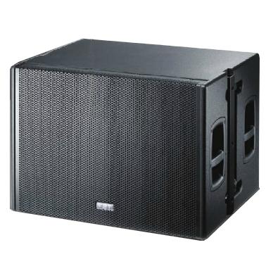 Активный сабвуфер FBT MITUS 118FSA пассивная акустическая система fbt mitus 112 8ohm