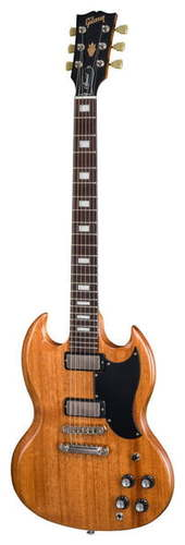 Электрогитара с двумя вырезами Gibson SG Special 2018 NS электрогитара с двумя вырезами yamaha revstar rs502 shop black