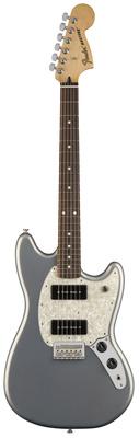 Электрогитара иных форм Fender Mustang P90 PF SI Offset fender mustang gt 40