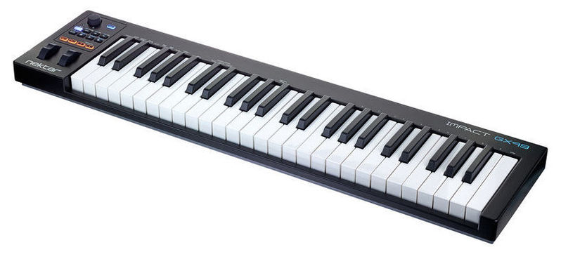 MIDI-клавиатура 49 клавиш Nektar Impact GX 49