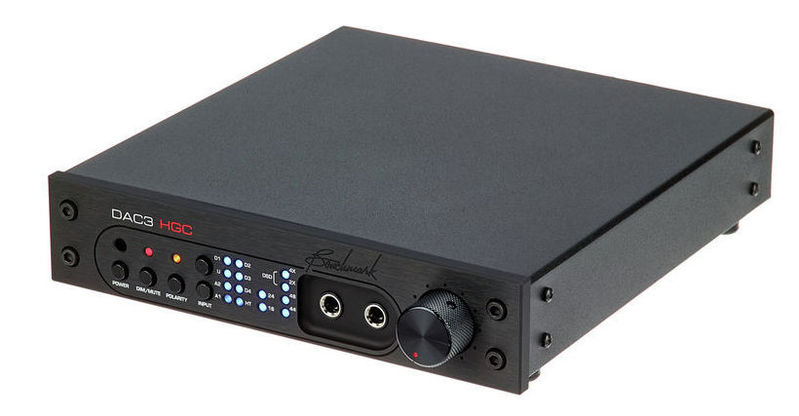 ЦАП-АЦП конвертер Benchmark DAC3 HGC/B цап ацп конвертер benchmark dac3 hgc b