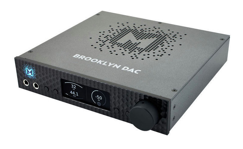ЦАП-АЦП конвертер Mytek Digital Brooklyn DAC Black