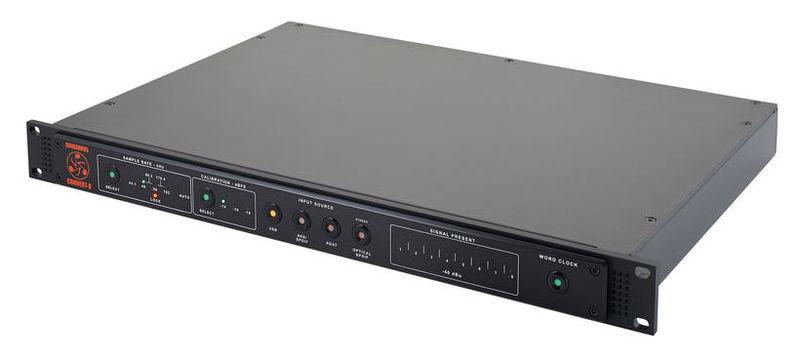 ЦАП-АЦП конвертер Dangerous Music Convert-8 цап ацп конвертер benchmark dac3 hgc b