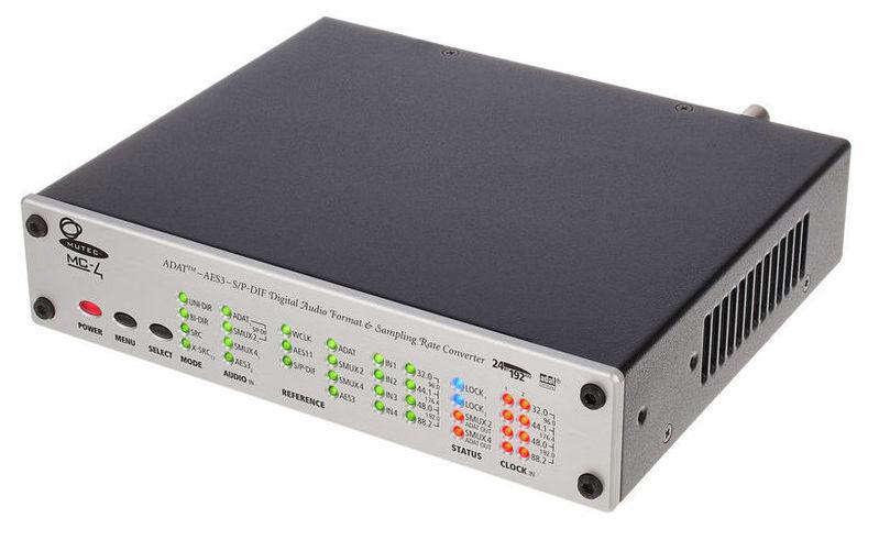 ЦАП-АЦП конвертер Mutec MC-4 цап ацп конвертер benchmark dac3 hgc b