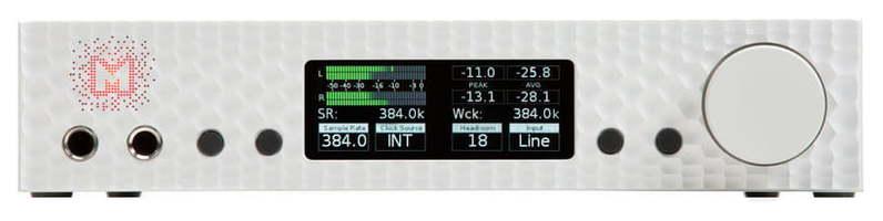 ЦАП-АЦП конвертер Mytek Digital Brooklyn ADC Silver цап ацп конвертер benchmark dac3 hgc b