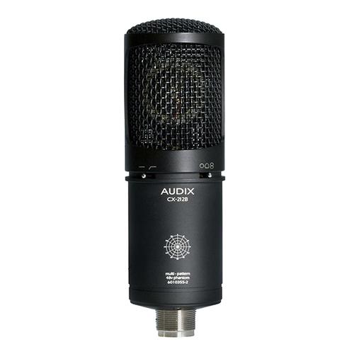 Микрофон с большой мембраной для студии AUDIX CX212B audix i5