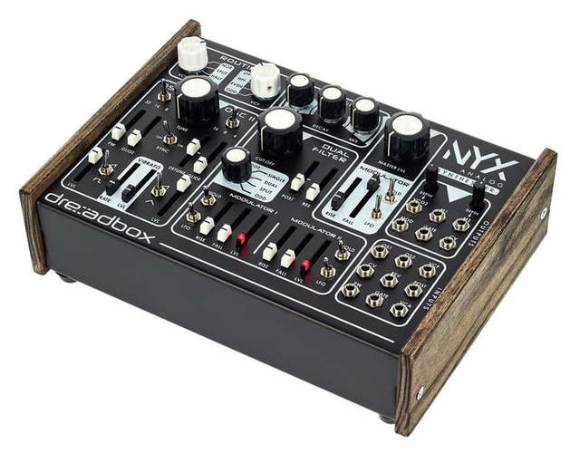 Звуковой модуль Dreadbox Nyx внешний звуковой модуль егерь авзм без кабеля