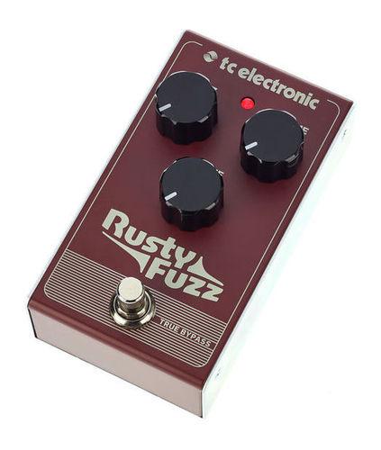 купить Педаль Fuzz TC Electronic Rusty Fuzz онлайн