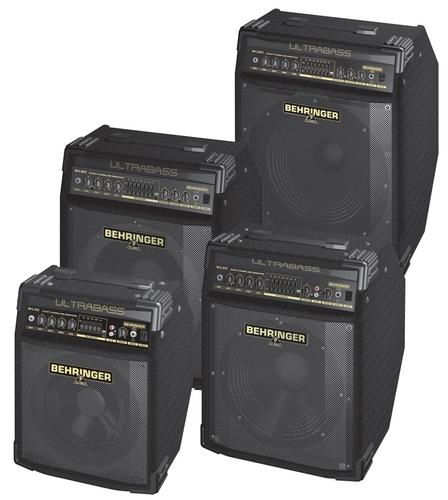 Усилитель для бас-гитары Behringer ULTRABASS BXL450 усилитель мощности 850 2000 вт 4 ом behringer europower ep4000
