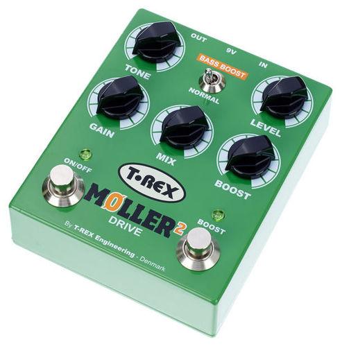 Педаль для бас-гитары T-Rex Moller 2 t rex t rex t rex deluxe edition 2 lp
