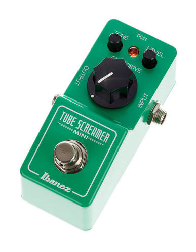Педаль Overdrive и Distortion Ibanez TS Mini педаль overdrive и distortion ibanez ts mini