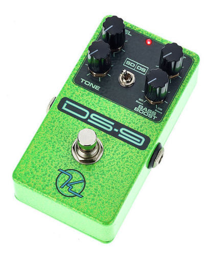 Педаль Overdrive и Distortion Keeley Electronics DS-9 Distortion педаль overdrive и distortion ibanez ts mini