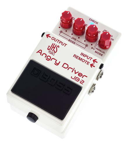 Педаль Overdrive и Distortion Boss JB-2 Overdrive/Distortion педаль эффектов boss cp 1x