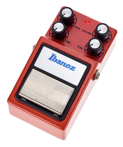 Педаль Overdrive и Distortion Ibanez JD9 JET DRIVER педаль overdrive и distortion ibanez ts mini
