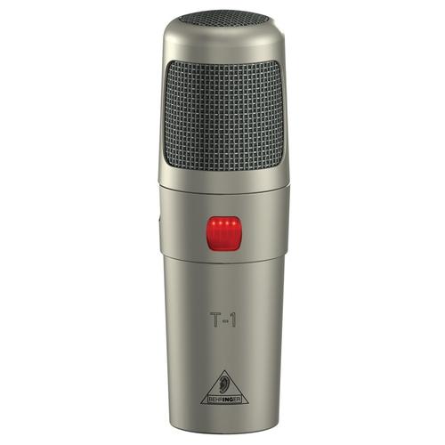 Микрофон с большой мембраной для студии Behringer T-1 студийный микрофон behringer b 5