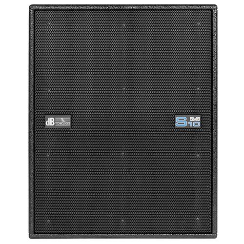 Активный сабвуфер dB Technologies DVA-S10DP линейный массив db technologies dva t12