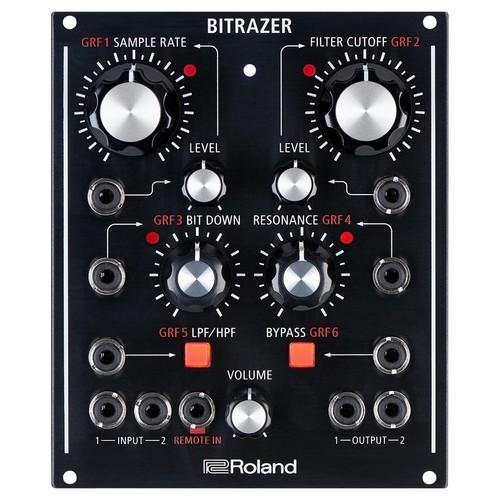 Звуковой модуль Roland BITRAZER рама и стойка для электронной установки roland mds 4v drum rack