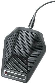 Поверхностный микрофон Audio-Technica U891RX поверхностный микрофон audio technica es947 led
