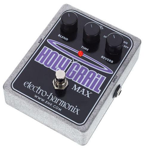 Педаль Reverb/Hall Electro-Harmonix Holy Grail Max crocs kids electro ii realtree max 5 clog