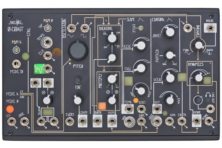 Звуковой модуль Make Noise 0-coast внешний звуковой модуль егерь авзм без кабеля