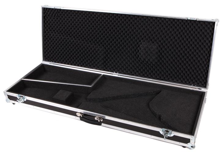 Кейс для гитары Athletic CASE RHANDY ROADS кейс для диджейского оборудования thon dj cd custom case dock