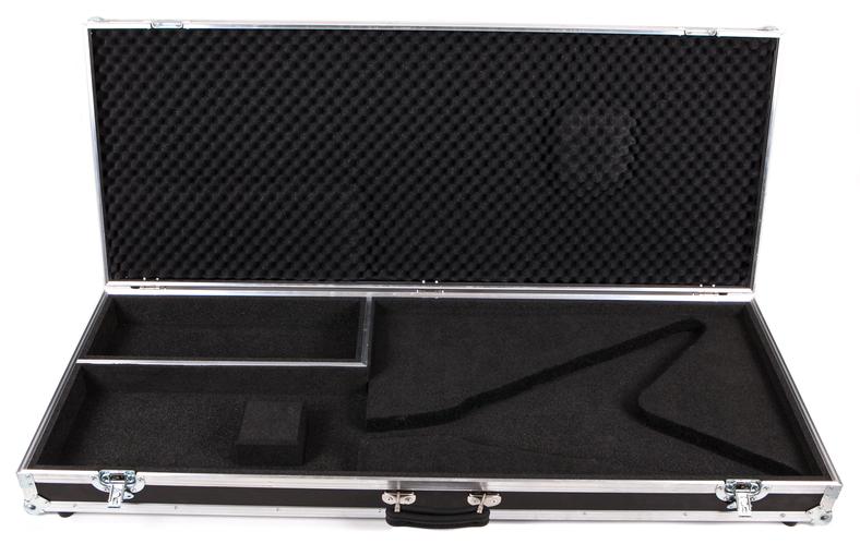 Кейс для гитары Athletic CASE GIBSON FLYING V кейс для диджейского оборудования thon dj cd custom case dock