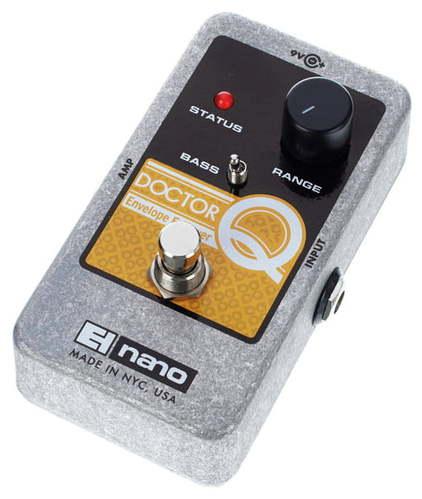 Педаль Wah Electro-Harmonix Nano Doctor Q педаль wah electro harmonix nano doctor q