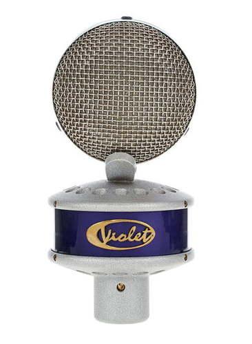 Микрофон с большой мембраной для студии Violet Design The Globe Standard globe the sod ii