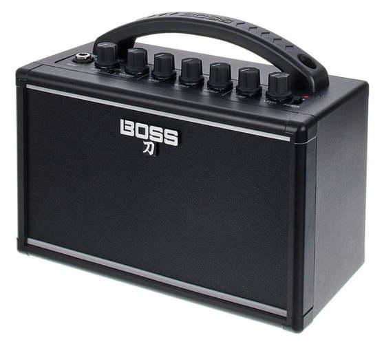 Комбо для гитары Boss Katana-Mini гитарный процессор для бас гитары boss me 20b