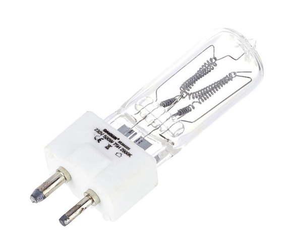 Галогенная лампа Omnilux 500W A1 GY9,5 Lamp