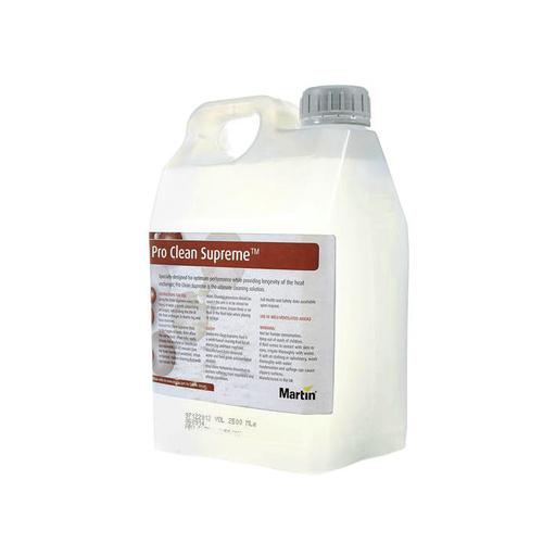 Жидкость для генераторов эффектов Martin Pro Pro Clean Supreme жидкость для генераторов эффектов martin pro i fog fluid