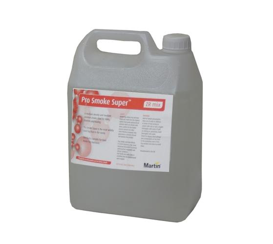 Жидкость для генераторов эффектов Martin Pro Pro-Smoke Super Fluid жидкость для генераторов эффектов martin pro i fog fluid