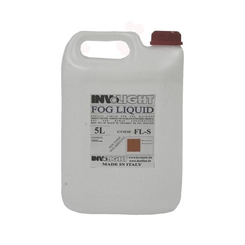 Жидкость для генераторов эффектов INVOLIGHT FL-S жидкость для генераторов эффектов antari flc 5