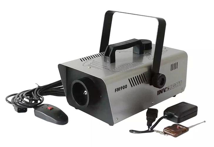 Генератор дыма INVOLIGHT FM900 генератор redbo рт2500 00 00000044