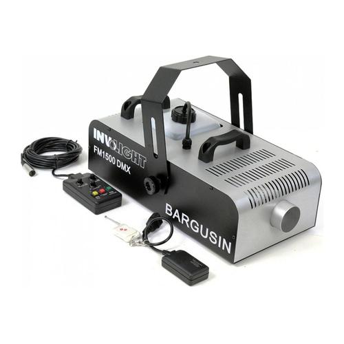 Генератор дыма INVOLIGHT FM1500DMX генератор дыма eurolite dynamic fog 600