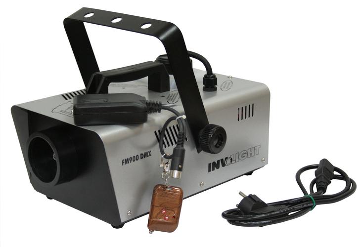 Генератор дыма INVOLIGHT FM900DMX