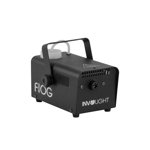 Генератор дыма INVOLIGHT FOG400 генератор дыма eurolite dynamic fog 600