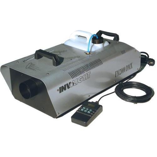 Генератор дыма INVOLIGHT FM2000 DMX сенсорные купить до 2000 грн